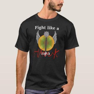 Fight Like a Hawk T-shirt