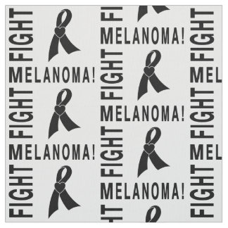 Fight Melanoma Fabric