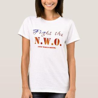 Fight  NWO Tank Top