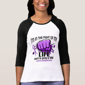 Fight Of My Life 2 Lupus T-shirt