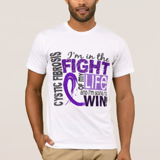 Fight Of My Life Cystic Fibrosis T-Shirt
