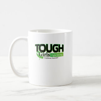 Fight Strong Lymphoma Awareness Support Gift Coffee Mug