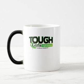 Fight Strong Lymphoma Awareness Support Gift Magic Mug