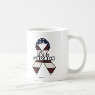 Fight Terrorism Mug