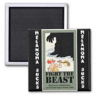 Fight the Beast magnet