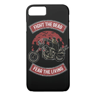 Fight The Dead Glossy Phone Case