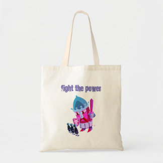 Fight the Power tote