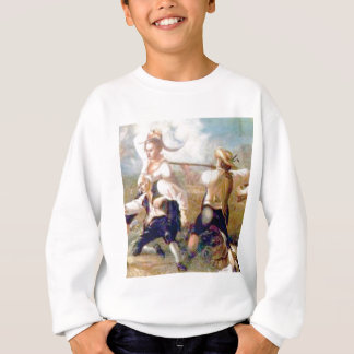 fight with your might sweatshirt