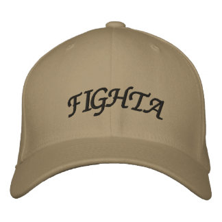 FIGHTA CAP EMBROIDERED HATS