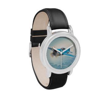 Fighter Aircraft Wrist Watch