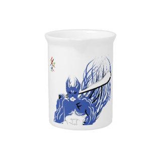 fighter drink pitcher