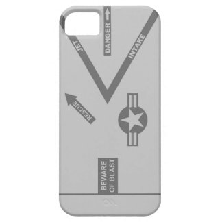 Fighter Gray Engine Case - CaseMate 4 ID Case