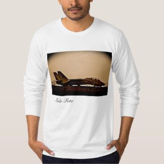 Fighter Jet, Solo Foto Tee Shirts