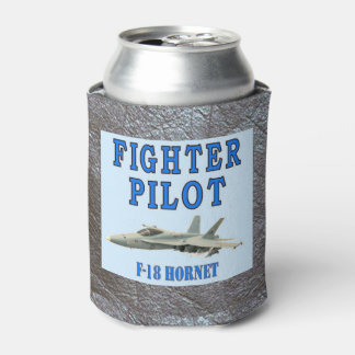 FIGHTER PILOT F-18 HORNET CAN COOLER