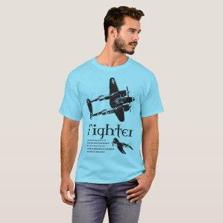 Fighter plane T-Shirt