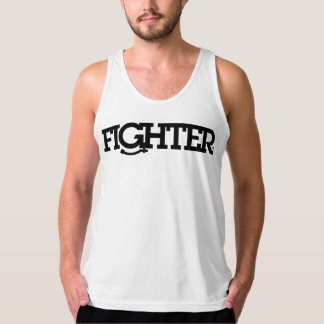 FIGHTER: RD 1 YOU'RE DONE TANKTOPS