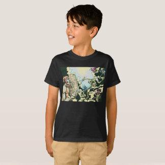 Fighter v Goblins T-shirt 3