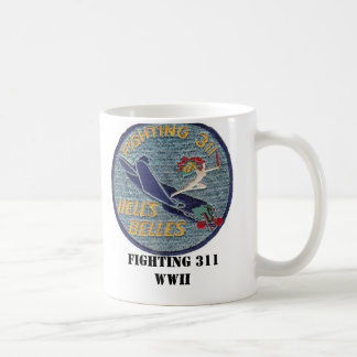 Fighting 311 World War Two Coffee Mug