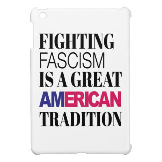 Fighting Fascism - iPad Mini Case