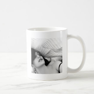 Fighting for Sanity - Self Portrait Coffee Mug