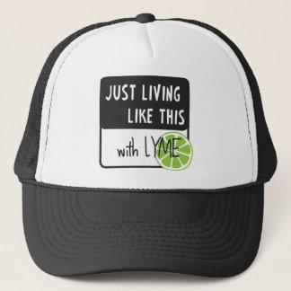 Fighting LYME disease Trucker Hat