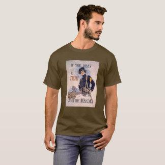 Fighting Marines T-Shirt