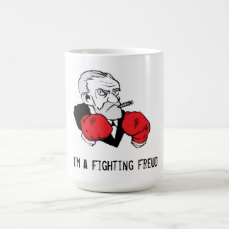 Fighting Morning Mug