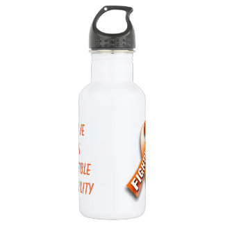 Fighting MS Water Bottle