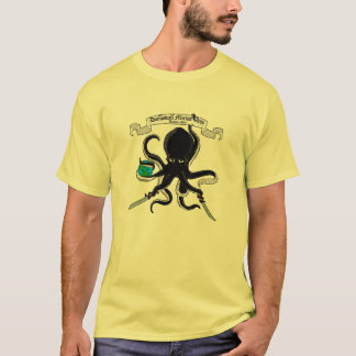 Fighting Octopus, Dominican Martial Arts Assn. T-Shirt