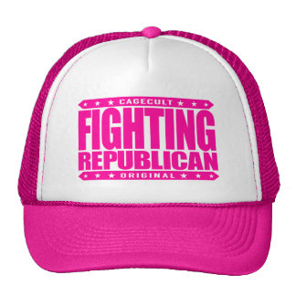 FIGHTING REPUBLICAN - Fight for Conservative Ideas Cap