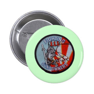 FIGHTING SUNDOWNERS VF-111 BUTTONS
