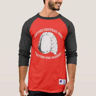 Fighting Wig-Makers Jersey T-Shirt