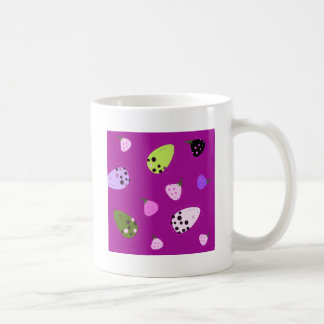 Figs amazing hand-drawn exotic Art Design Coffee Mug
