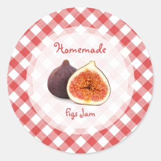 Figs Jam sticker
