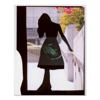 Figure Photomontage Poster