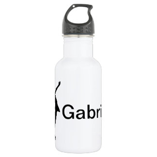Figure Skater 532 Ml Water Bottle