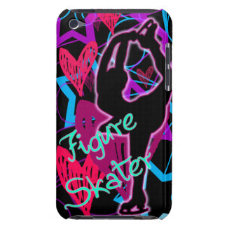 Figure Skater I-Phone Touch Case