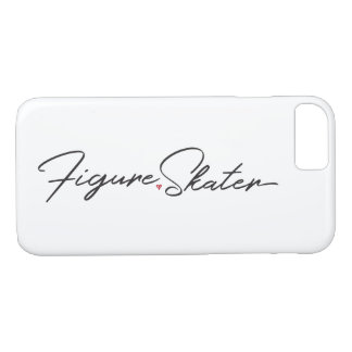 Figure Skater iPhone 8/7 Case