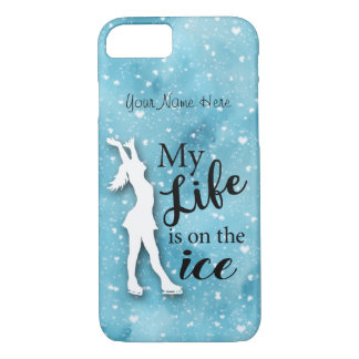 Figure Skater Iphone Case