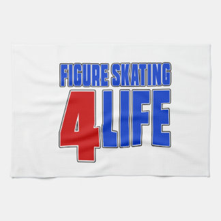 FIGURE SKATING 4 LIEE TEA TOWEL