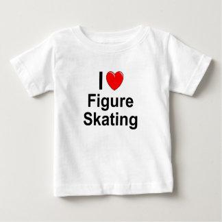 Figure Skating Baby T-Shirt