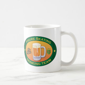 Figure Skating Drinking Team Mug