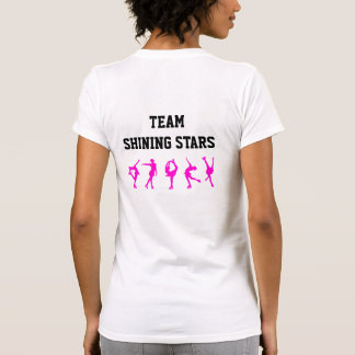 Figure Skating MOM - Personalize TEAM T-shirt