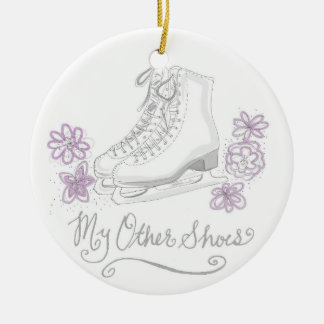 Figure Skating Ornament