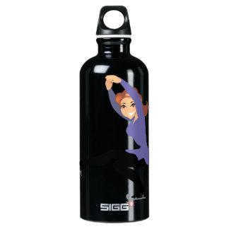 Figure Skating Water Bottle