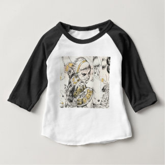 Figure Toy Baby T-Shirt