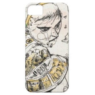 Figure Toy iPhone 5 Cover