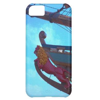 Figurehead of VOC batavia,  Lelystadt, Holland iPhone 5C Case