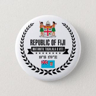 Fiji 6 Cm Round Badge