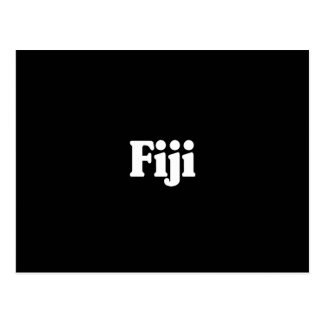 Fiji Classic Style Postcard